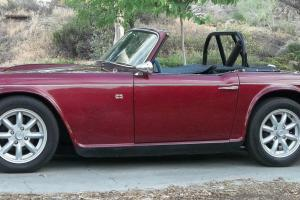 1967 Triumph TR4A  - Hard Top, Tow Bar, Luggage Rack & More Photo
