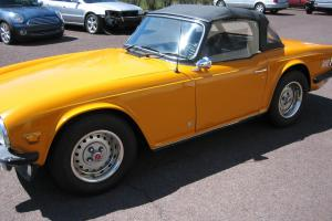 1975 Triumph TR 6 Photo