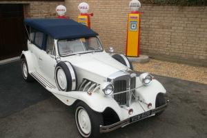 1980 Beauford Series 3 4 Door Wedding Car  Photo