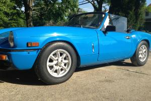1979 Triumph Spitfire 1500 Convertible- Low Miles Photo