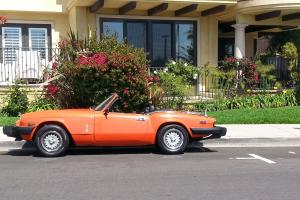 1978 Triumph Spitfire - Great Condition!