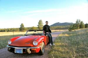 1971 Triumph Spitfire Mk IV Photo