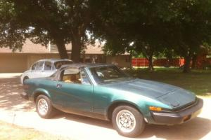 1980 TRIUMPH TR8 CONVERTIBLE Photo