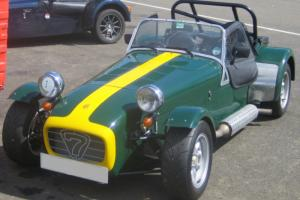 Caterham Seven 1.6 K-Series Supersport 1998  Photo