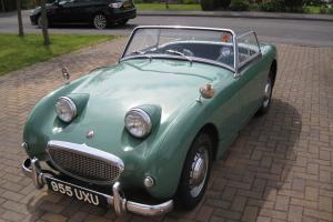 Austin Healey frogeye sprite Mk1 original condition