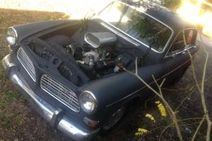 1965 rat rod/street rod  122s volvo amazon