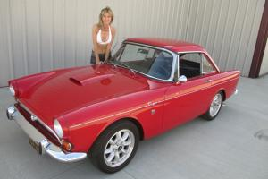 1965 Sunbeam Tiger Mark I, Authentic, Certificated and AWESOME!