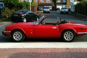 Triumph Spitfire GT6 engined Convertible - The car Triumph should have built!!!!