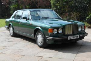 1990 BENTLEY TURBO R Mk II (Active Ride) very low mileage