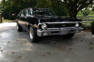 1970 Chevy Nova SS 427 Big Block Tremec T-56 6 Speed Trans A/C