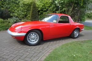 Lotus Elan Photo