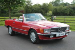 Mercedes-Benz 500 SL | Just 63000 Miles | Leather Seating | HLW