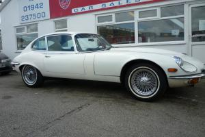 1971 E-TYPE JAGUAR V12 5.3 Photo