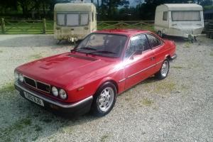 1985 LANCIA COUPE BETA VOLUMEX RED VERY RARE!!!!