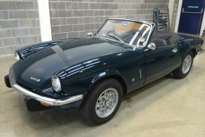 1972 TRIUMPH SPITFIRE MK4 1300CC ***OVER 30 PHOTOS & WALK AROUND VIDEO*** Photo