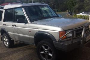 Land Rover Discovery LS 4x4 1999 4D Wagon 4 SP Automatic 4x4 4L Multi in Eagleby, QLD