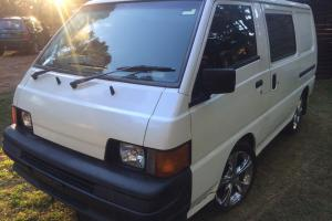 Mitsubishi Express SWB 1997 VAN 5 SP Manual 2L Carb NO Reserve in Wentworth Falls, NSW