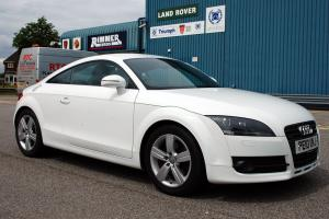 AUDI TT 2.0 TDI DIESEL QUATTRO 4 WHEEL DRIVE Photo