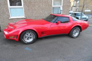 chevrolet corvette stingray,c3 1981,new mot and tax,54350k, possible,px up only
