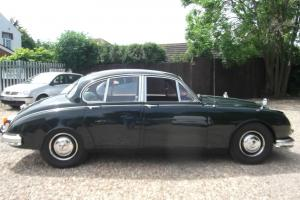 1961 JAGUAR GREEN MK11 3.4 MANUAL ONLY 2 FORMER KEEPERS