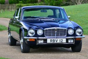1974 Jaguar 5.3 XJ12 AUTO 8K miles Only  Photo
