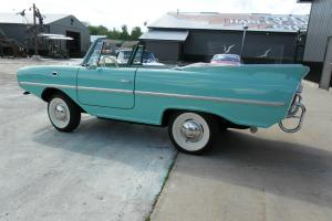 1965 Amphicar 770 Base 1.1L Photo