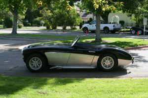 Austin healey 2 seater Photo