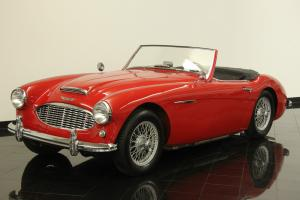 1958 Austin Healey 100/6 BN4 Roadster Numbers Matching 2639cc 4 Speed with OD Photo