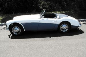 1962 Austin Healey 3000 BT7 Tri carb