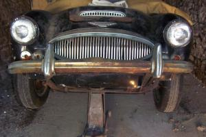 Barn Find  1967 Austin Healey BJ 8   Mark III Convertible