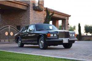 1984 Rolls Royce Silver Spur Stunning 1 owner KY car from new books records