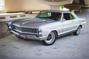 1965 BUICK RIVIERA 401CI NAIL HEAD V8 PWR WINDOWS A/C FRAME OFF RESTORATION