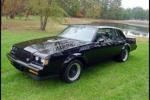 Buick Grand National GNX #142 Only 246 Miles
