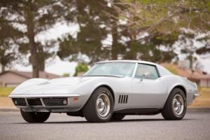 STEAL IT 427#'s~4 Spd QUALITY 1-Owner 30yrs Restored 1969 Corvette RARE OPPTY