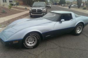 1982 Corvette Crossfire Injection Glass Tops
