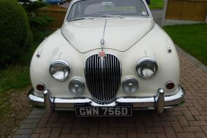 JAGUAR MK2 1966 3.4 manual spares or repair, please read description