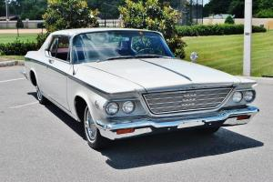 Simply beautiful original 1964 Chrysler Newport Coupe very rare 413 very nice