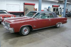 1964 Chrysler Crown Coupe Imperial All Original 2 Door Low Miles Rust Free Solid