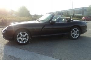 TVR CHIMAERA 430 SPORTS CONVERTIBLE deposit now taken