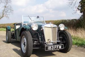 MG xpag engined special  Photo
