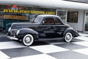 1939 Ford Deluxe Coupe All Steel  2-Door Coupe Flathead V8