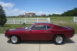 1969 Ford Mustang GT Sportsroof 351 V8 Auto w/ DISC & Powersteering