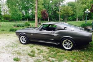 FORD MUSTANG 1967-1968 FASTBACK ELEANOR