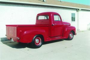 1951 Ford pick up Flathead V-8 streetrod , hotrod