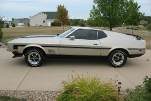 1971 Mach I Mustang - Show Car - Fully Restored