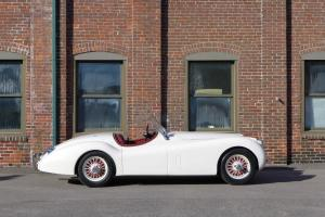 1952 Jaguar XK120 SE--Fabulous original car. Books, Tools, Records!