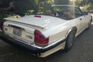 1988 Jaguar XJS C Convertible 2-Door 5.3L