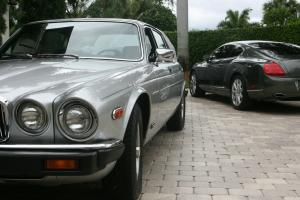 1981 Jaguar XJ6 Base Sedan 4-Door 4.2L