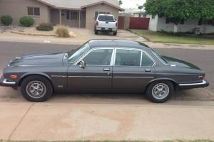 1987 Jaguar XJ6 Base Sedan 4-Door 4.2L. NO RESERVE