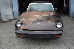 Jensen Healey GT 1976 project car